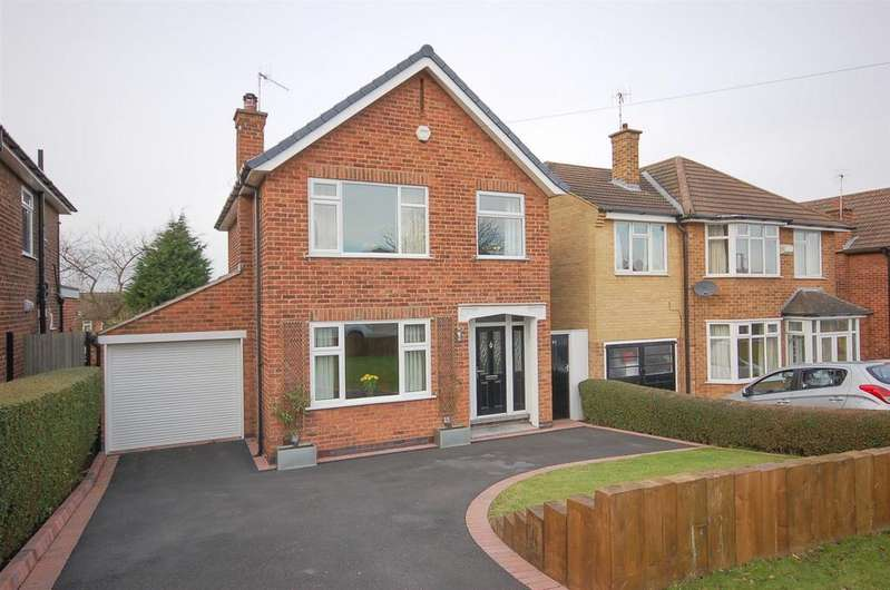 3 Bedrooms Detached House for sale in Greythorn Drive, West Bridgford, Nottingham