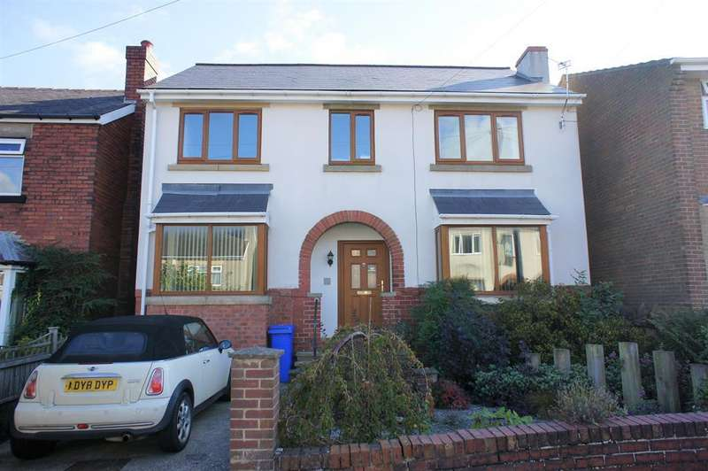 4 Bedrooms Detached House for sale in Mcintyre Road, Stocksbridge, Sheffield, S36 1DG