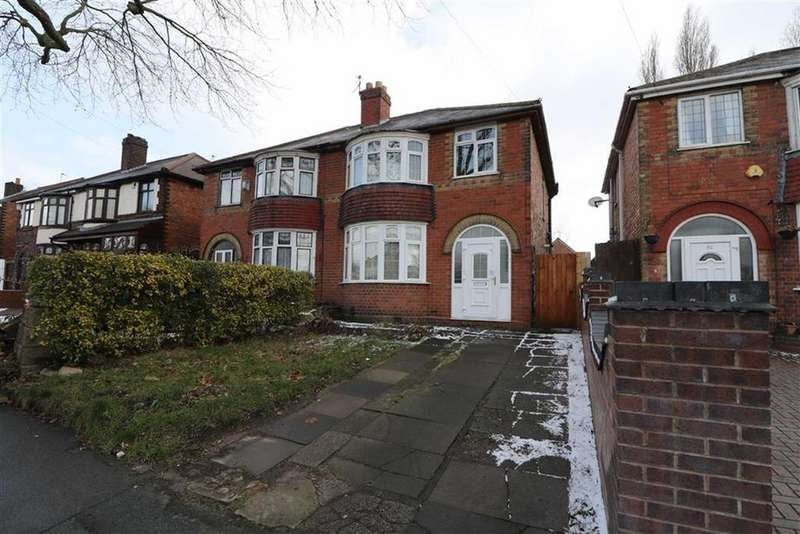 3 Bedrooms Semi Detached House for rent in Willenhall Road, Bilston