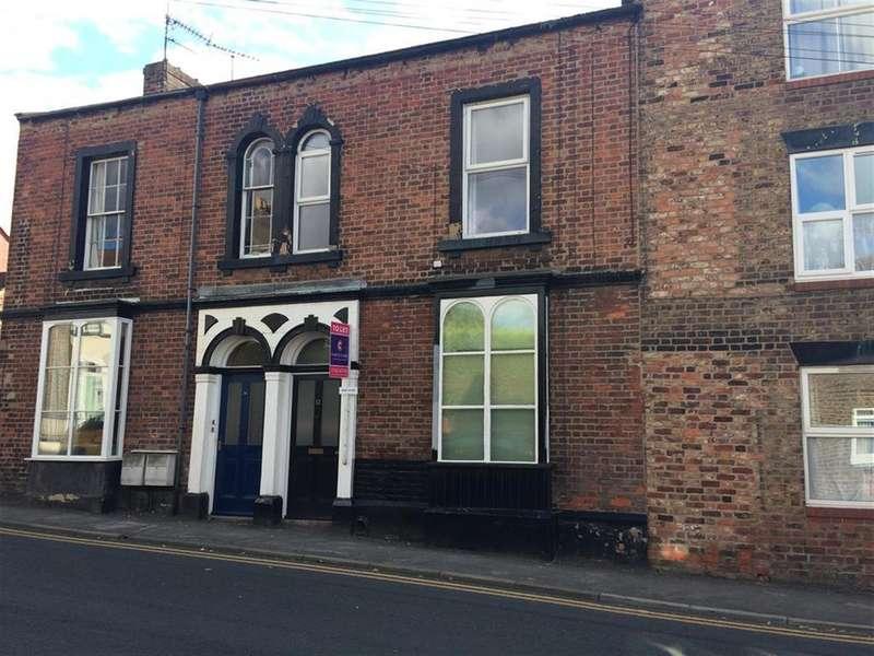 2 Bedrooms Flat for sale in Flat 2, 12 New Road, Driffield, YO25 5DL