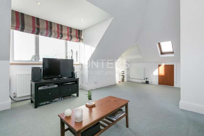 2 Bedrooms Apartment Flat for sale in Blenheim Gardens, London, NW2 4NS