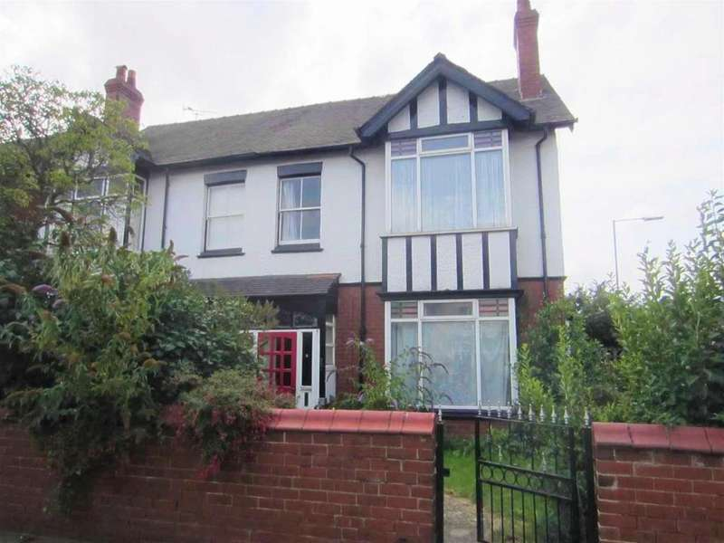 3 Bedrooms Semi Detached House for sale in Axholme Road, Doncaster, DN2 4AN