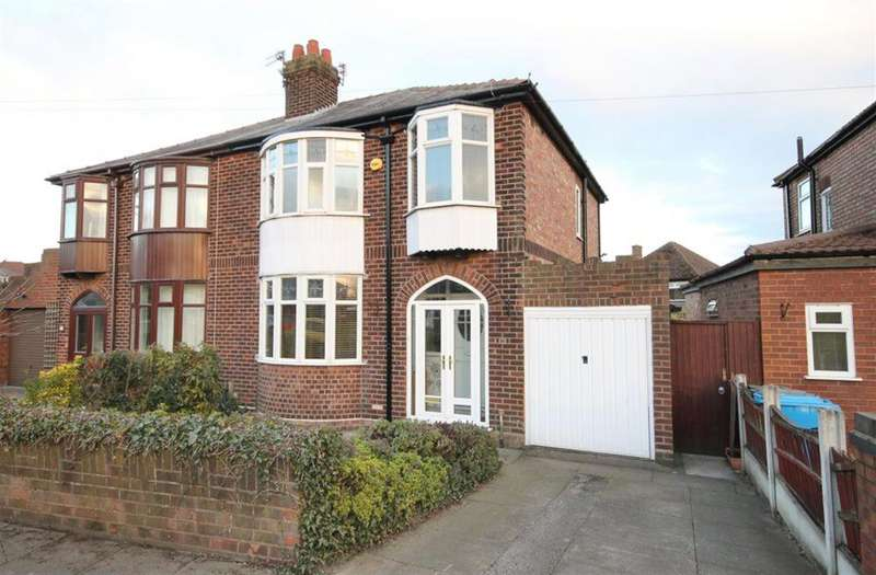 3 Bedrooms Semi Detached House for sale in Beaconsfield Crescent, Widnes, WA8 9HP