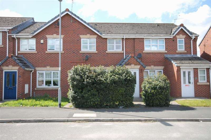 3 Bedrooms Town House for sale in West Bank Street, Widnes, WA8 0QT