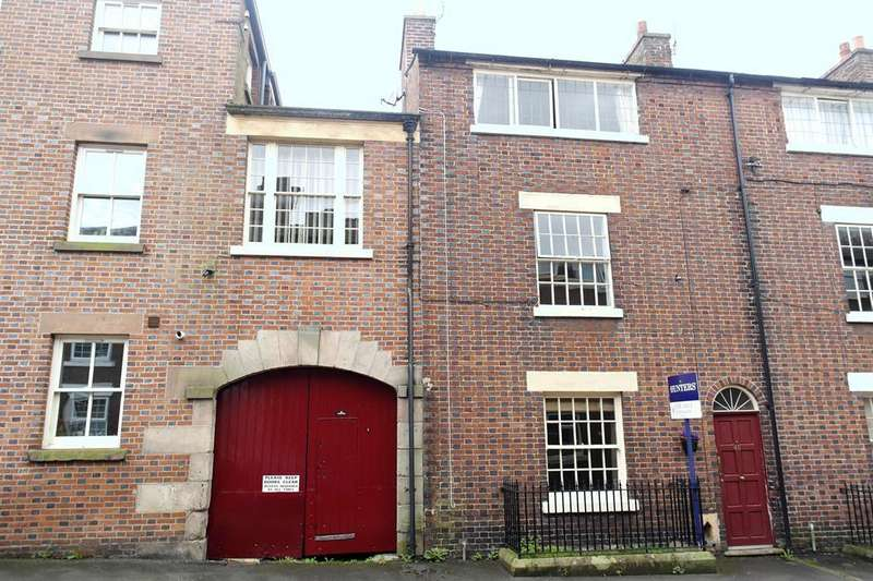 3 Bedrooms Town House for sale in King Street, Leek, , ST13 5NW