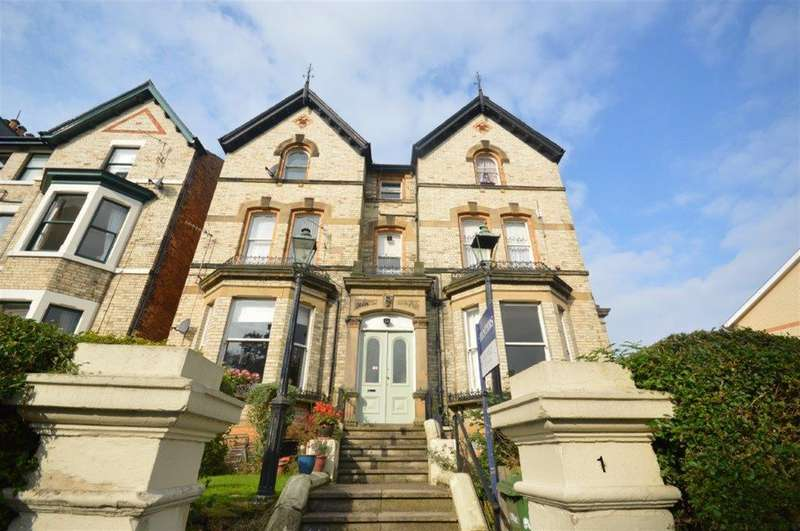 1 Bedroom Flat for sale in Trinity Road, Scarborough, YO11 2TD