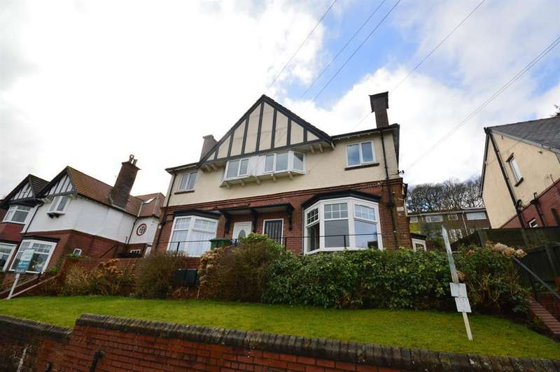 1 Bedroom Flat for sale in Park Avenue, Scarborough, YO12 4AG