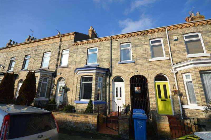 3 Bedrooms Terraced House for sale in Candler Street, Scarborough, YO12 7DF