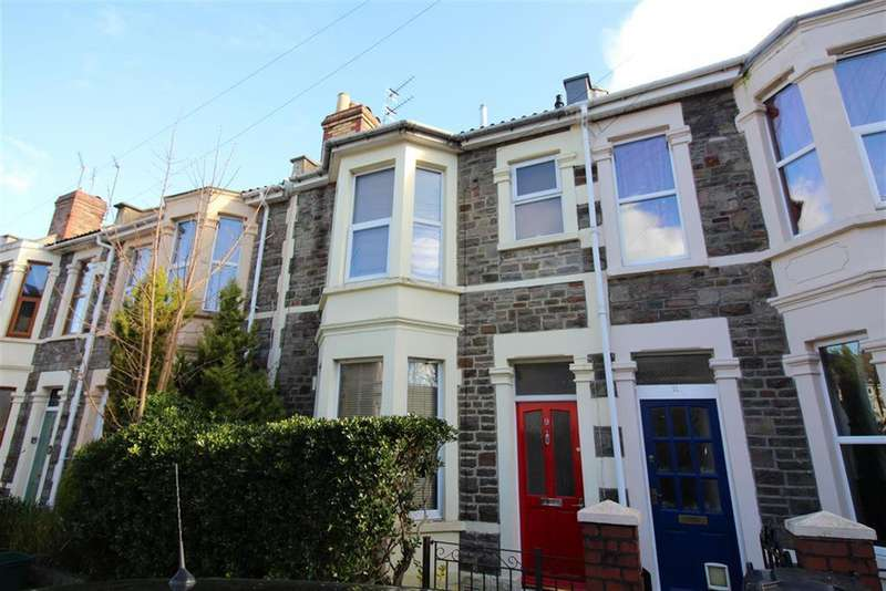 3 Bedrooms Terraced House for sale in Tyndale Avenue, Fishponds, Bristol, BS16 3SJ