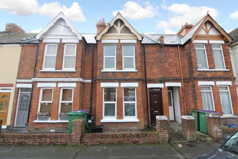 2 Bedrooms Terraced House for sale in Oaks Road, Cheriton, Kent CT20 3JY