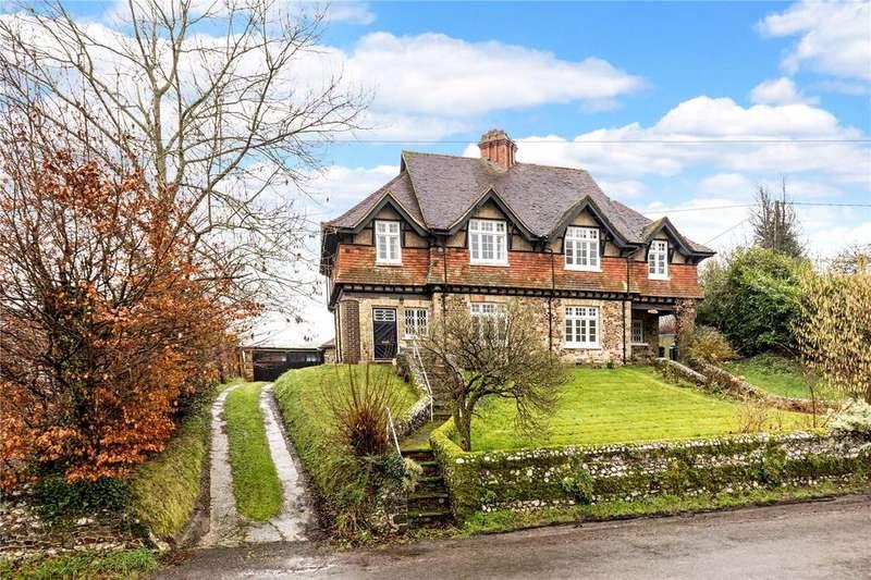 3 Bedrooms Unique Property for sale in Hillside, Graffham, Petworth, West Sussex, GU28