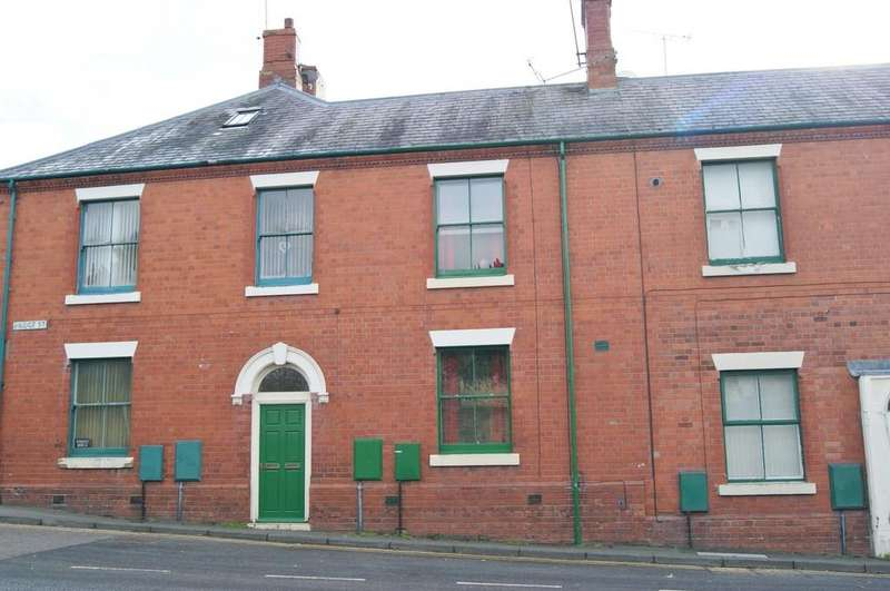 1 Bedroom Town House for sale in Ruabon, Wrexham