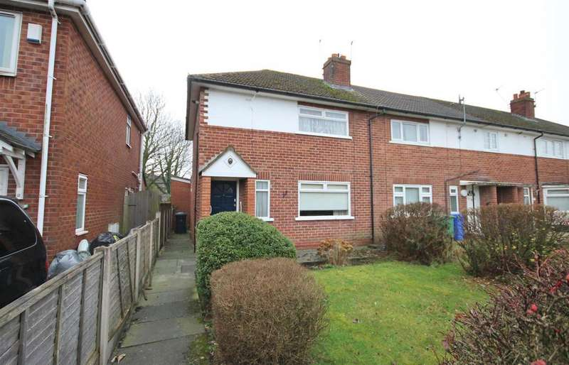 2 Bedrooms Town House for sale in Bishops Way, Widnes, WA8 3LP