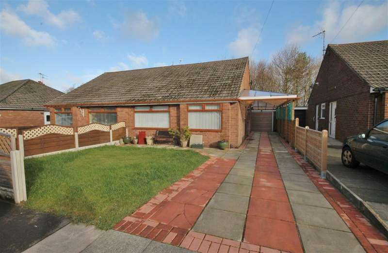 3 Bedrooms Semi Detached House for sale in Whalley Grove, Widnes, WA8 3HH