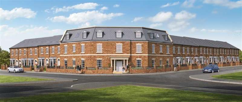 2 Bedrooms Flat for sale in Vantage Court, Southdene Crescent Road, Southdene, Filey