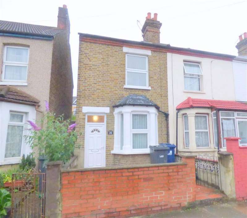 2 Bedrooms End Of Terrace House for rent in Sussex Road, Hounslow, UB3 1TP