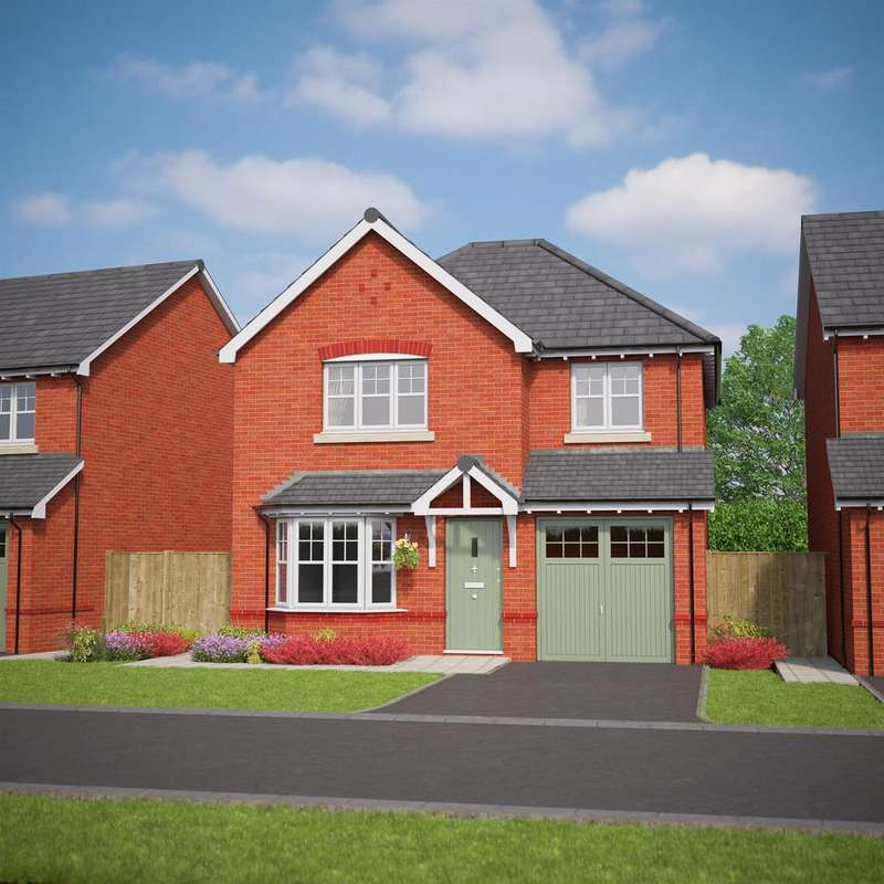 3 Bedrooms Detached House for sale in The Kingston, Bryn Y Mor, Old Colwyn, LL29 8UU