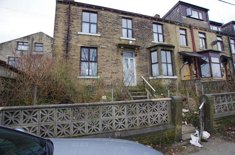 3 Bedrooms End Of Terrace House for sale in GARIBALDI STREET, BRADFORD, BD3 8NF