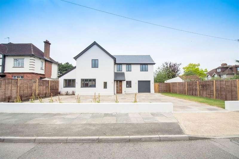 6 Bedrooms Detached House for sale in Thetford Road, New Malden, KT3