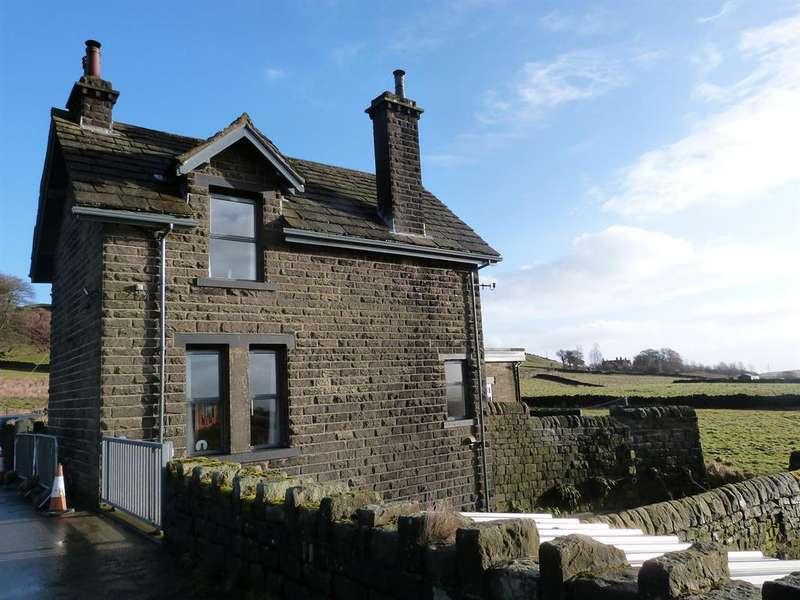 3 Bedrooms Detached House for sale in Graincliffe House, Otley Road, Bingley, BD16 3BA