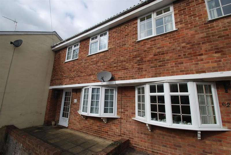 2 Bedrooms Terraced House for sale in Eastgate Street, Bury St. Edmunds