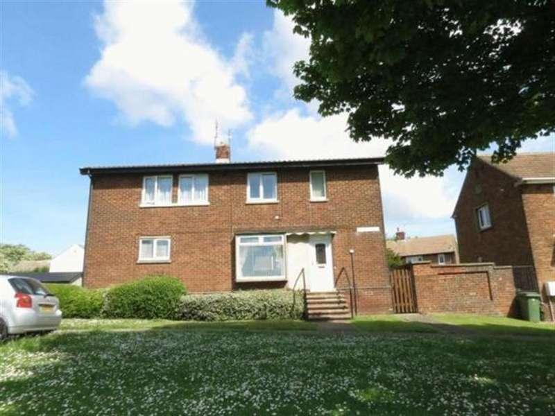 2 Bedrooms Semi Detached House for sale in Beverley Way, Peterlee, SR8 2AT