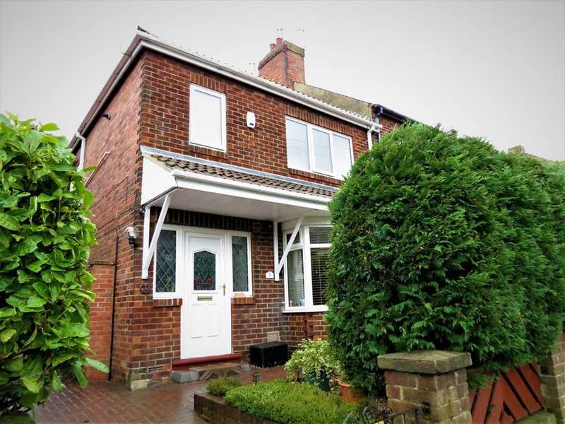 3 Bedrooms Semi Detached House for sale in Rosedale Terrace, Horden, Peterlee, SR8 4RF