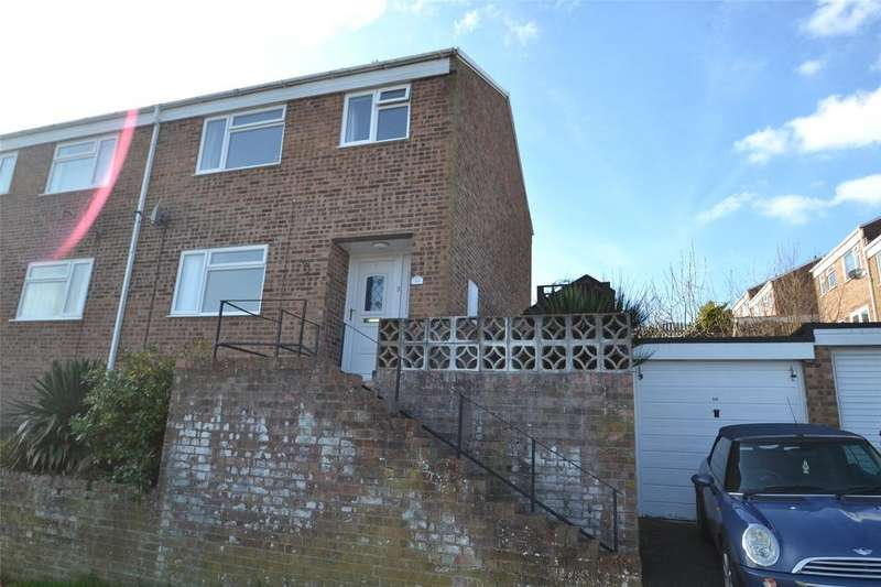 3 Bedrooms Semi Detached House for sale in Devonshire Park, Bideford