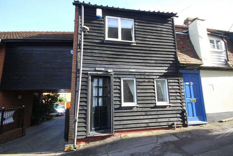 2 Bedrooms Cottage House for sale in High Street, Epping, CM16