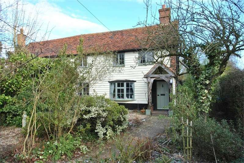 3 Bedrooms Cottage House for sale in Kynaston Road, Panfield, BRAINTREE, Essex