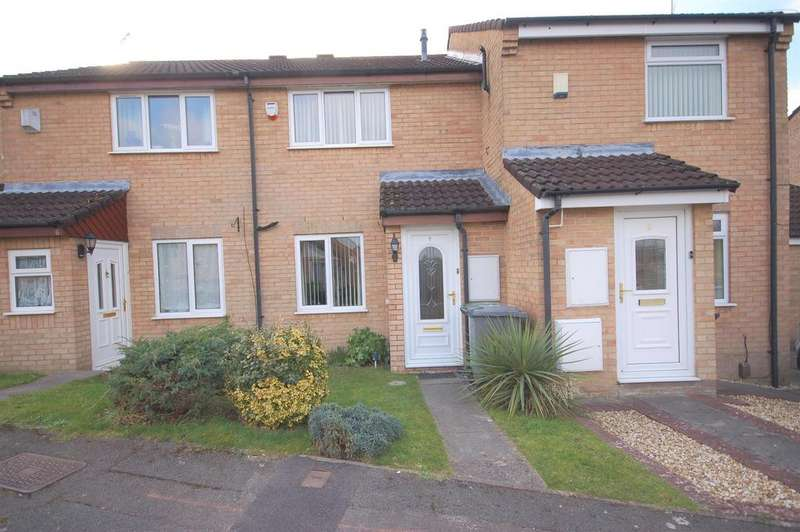 2 Bedrooms Terraced House for sale in Glanville Gardens, Bristol BS15 9WS