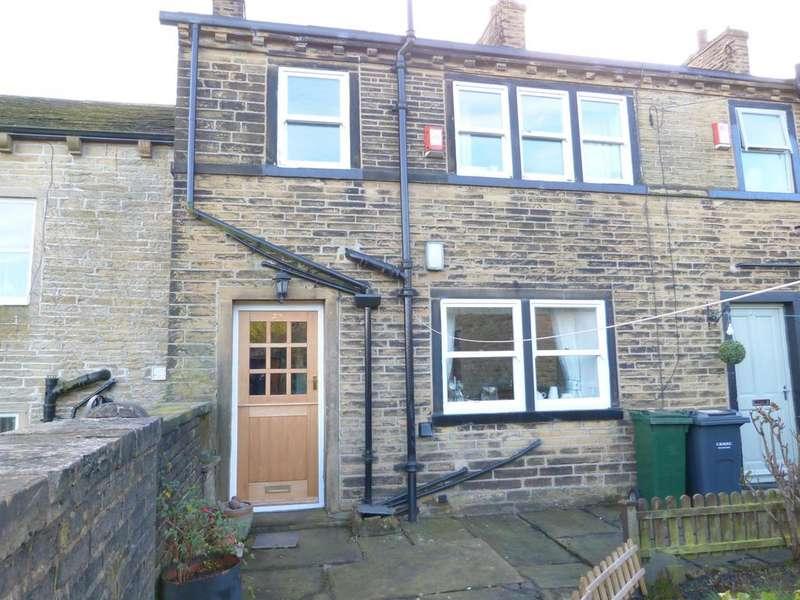 1 Bedroom Terraced House for sale in School Green, Thornton, Bradford, BD13 3DP