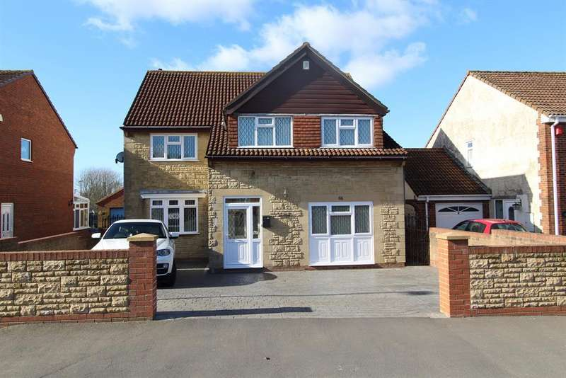 5 Bedrooms Detached House for sale in Fortfield Road, Whitchurch, Bristol
