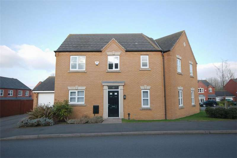 3 Bedrooms Semi Detached House for sale in Shire Oak Close, Walsall Wood, Walsall, West Midlands