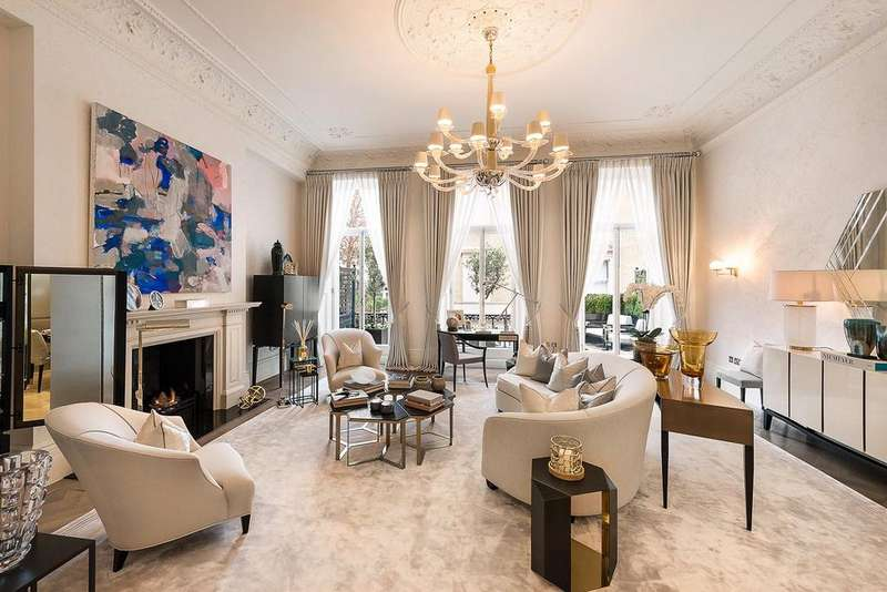 1 Bedroom Flat for sale in Ennismore Gardens, Knightsbridge, London, SW7