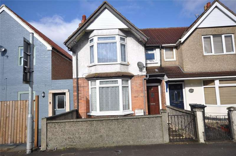 3 Bedrooms Terraced House for rent in Ferndale Road, Swindon, Wiltshire, SN2