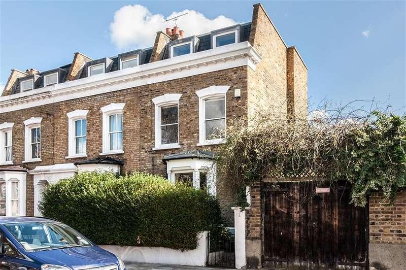 4 Bedrooms End Of Terrace House for sale in Sandbrook Road, London, N16