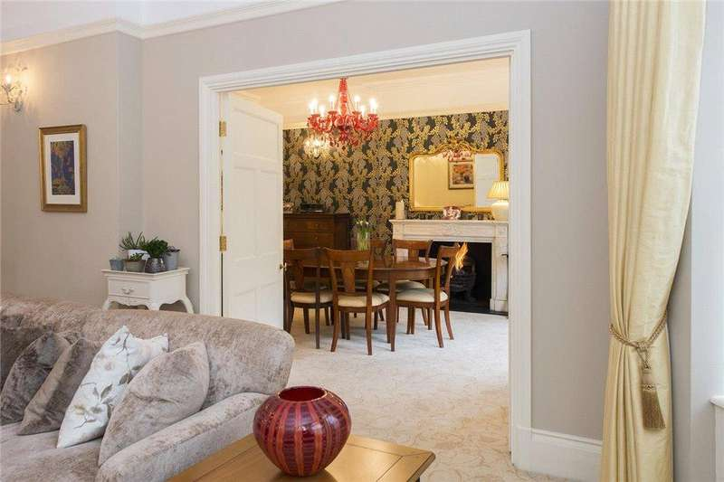 3 Bedrooms Apartment Flat for sale in York House, 39 Upper Montagu Street, Marylebone
