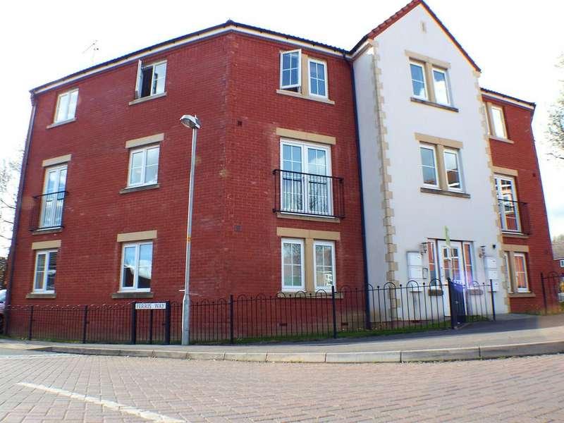 2 Bedrooms Flat for sale in Garth Road, Hilperton, Trowbridge, BA14 7GP