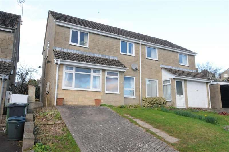 3 Bedrooms Semi Detached House for sale in Briar Close, Stroud, GL5 1UU