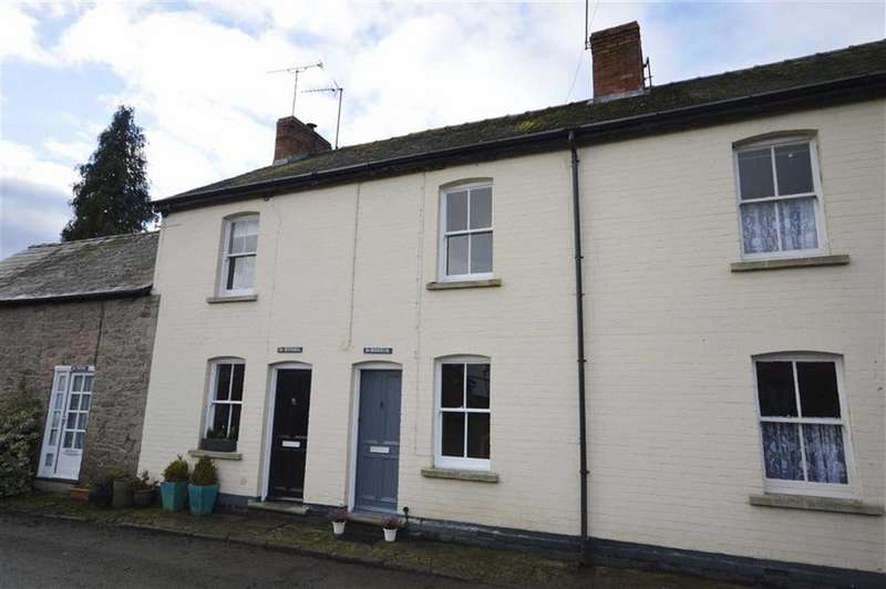 2 Bedrooms Cottage House for sale in The Noggin, 4 Church Road, Eardisland, Herefordshire, HR6