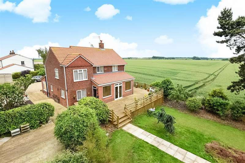 4 Bedrooms Detached House for sale in Horncastle Lane, Scampton, Lincoln,