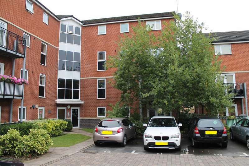 2 Bedrooms Flat for sale in Kinsey Road, Smethwick, B66 4SN
