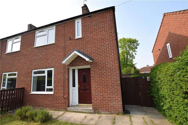 2 Bedrooms Semi Detached House for sale in Tong Drive, Leeds, West Yorkshire