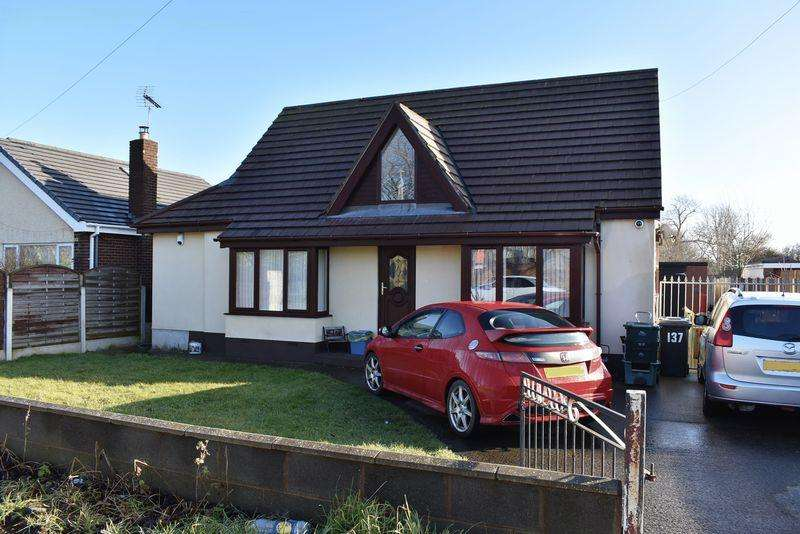 4 Bedrooms Detached Bungalow for sale in St. Asaph Avenue, Kinmel Bay