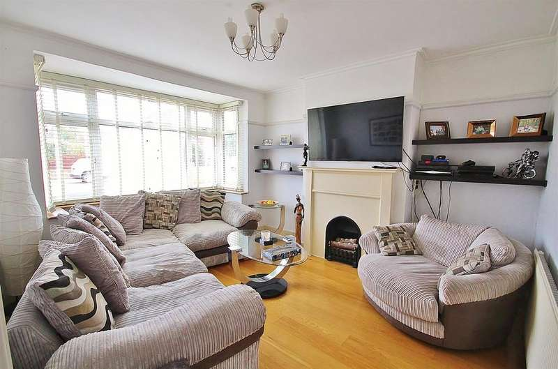 3 Bedrooms End Of Terrace House for sale in Yeading Fork, Hayes, UB4 9DQ