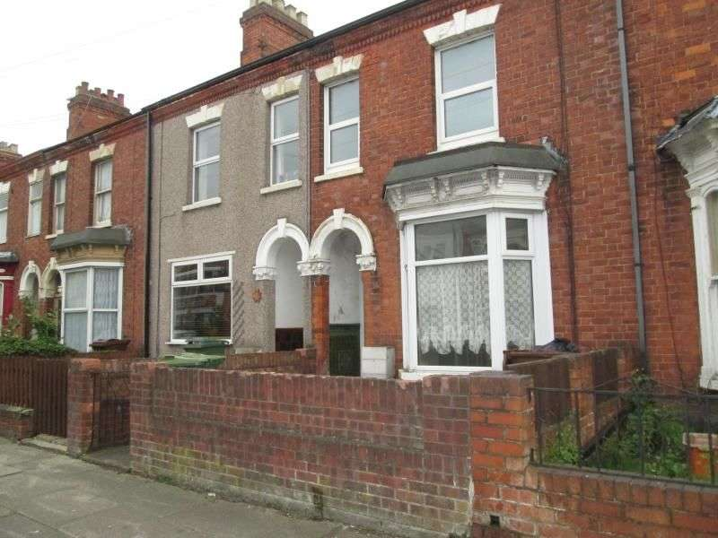 3 Bedrooms Property for rent in Cromwell Road, Grimsby, DN31