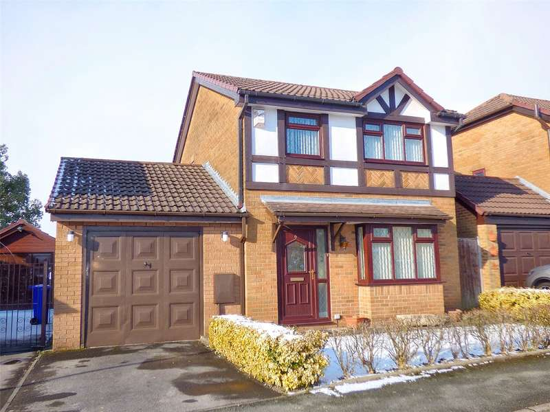 3 Bedrooms Detached House for sale in Gildersdale Drive, Blackley, Manchester, M9