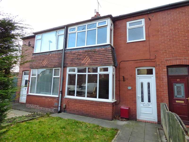 3 Bedrooms Terraced House for sale in Dogford Road, Royton, Oldham, OL2