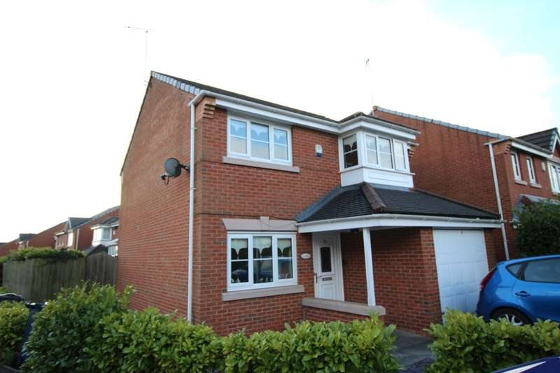 3 Bedrooms Detached House for sale in De Haviland Way, Skelmersdale, WN8